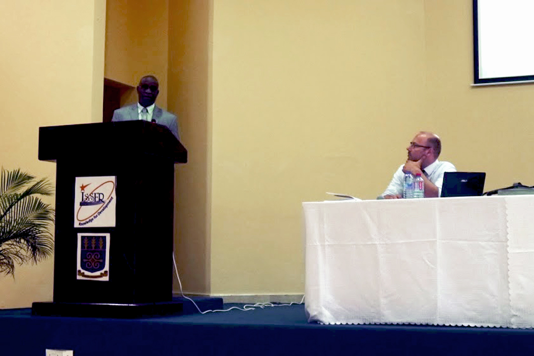 Acht Keynote-Speaker gaben Input, u. a. Prof. Funso Falade University of Lagos and AEEA African Engineering Education Association,...