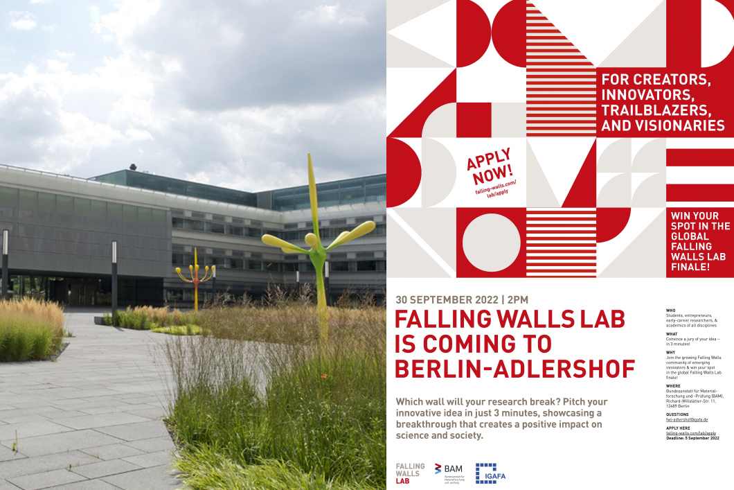 Falling Walls Lab Adlershof