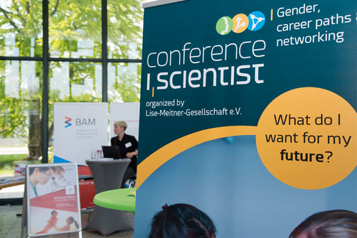 BAM at I, Scientist conference