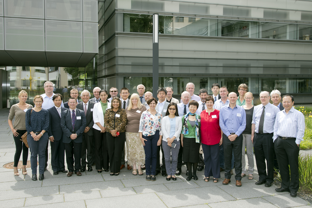 The guests of REMCOs 40. General Assembly were welcomed at the BAM branch Adlershof