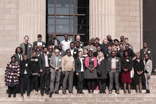 3rd KEYS Symposium in Johannesburg: group photo