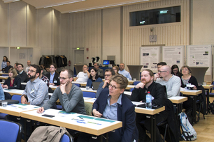 Numerous spectroscopy experts attended the traditional BAM Colloquium Optical Spectrometry (COSP) this year.