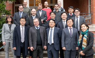 "Expert group ""Hydrogen Safety"" from the Republic of Korea visited BAM"