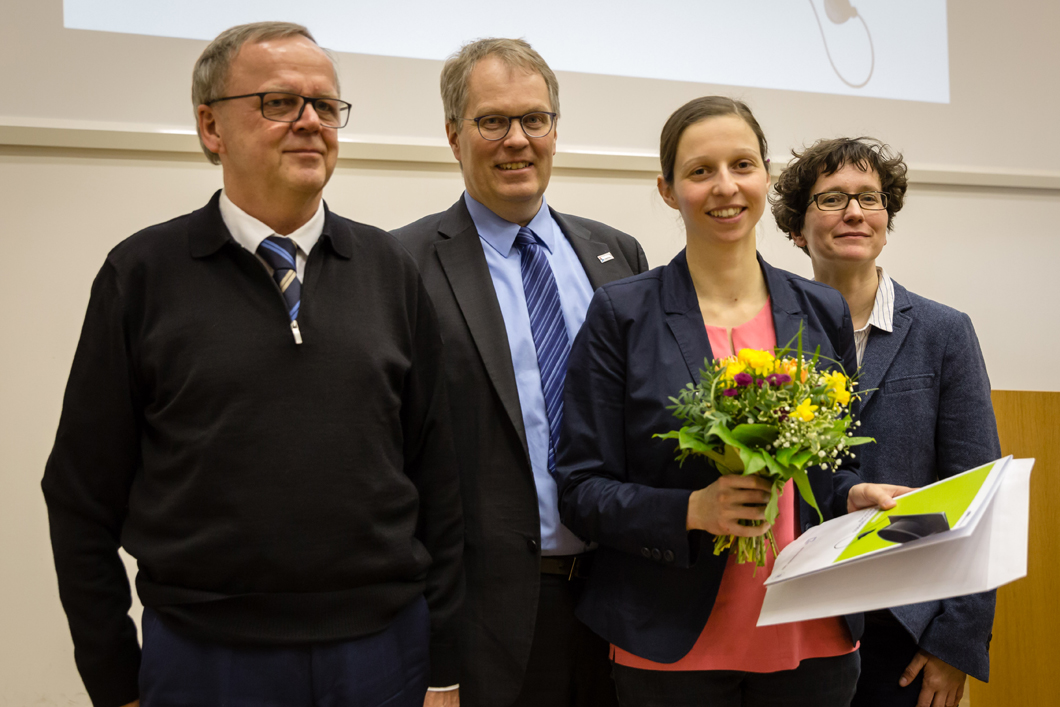 Dr. Franziska Fischer wins Adlershof Ph.D. award