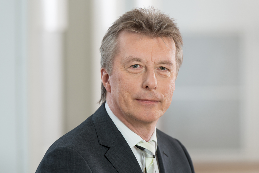 Prof. Thomas Schendler is head of BAM's Chemical Safety Engineering Department