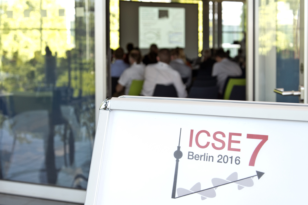 BAM and the Leibniz Institute for Analytical Sciences brought the ICSE 2016 to Germany for the first time.