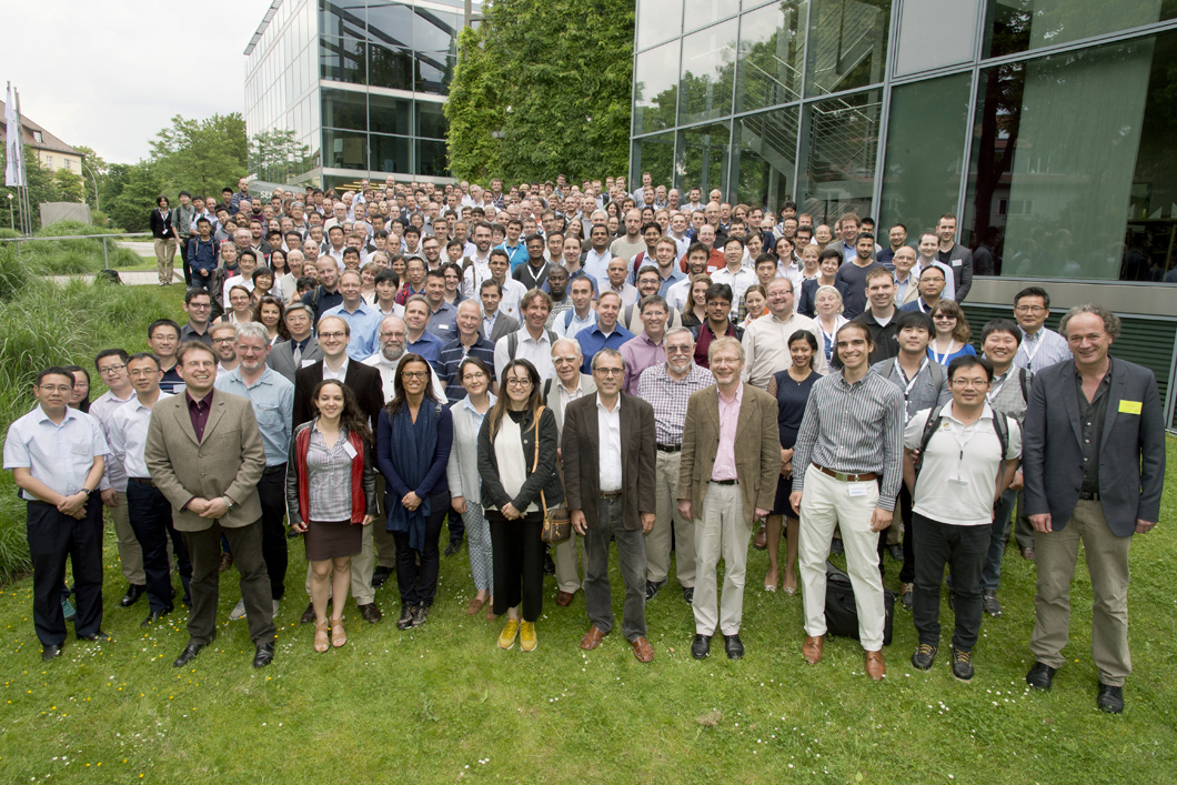 With over 300 guests from around the world coming in June to the conference in Berlin, one photo is barely enough to show all of the ICSE 7's participants.