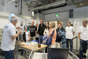 "As part of the ""Long Night of Science"" on 11 June, BAM offered an insight into its engineering and chemical research at its Berlin-Adlershof site."