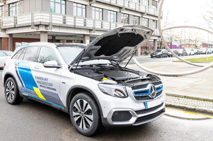 Driving with hydrogen