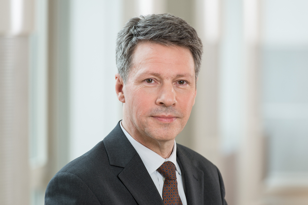 Dr.-Ing. Michael Nitsche, Head of the Quality Infrastructure department of the Bundesanstalt für Materialforschung und -prüfung (BAM) and new chairman of the Accreditation Advisory Board