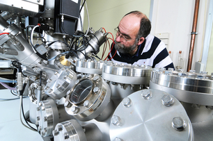 Time-of-flight secondary ion mass spectrometry (TOF-SIMS)