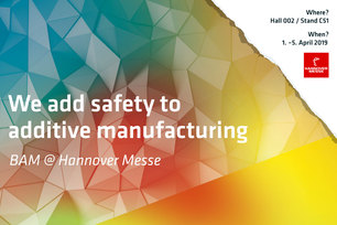 Key visual Hannover Messe 2019