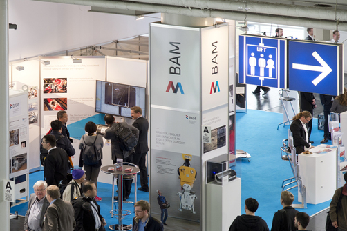 BAM at Hannover Messe 2016