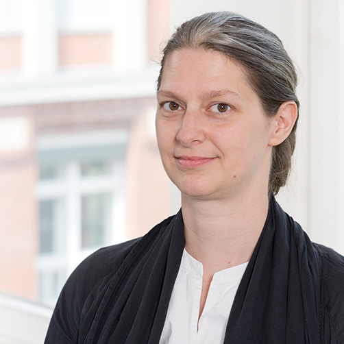 Dr. rer. nat.Dorothee Silbernagl, scientist  at Division Nanotribology and Nanostructuring of Surfaces