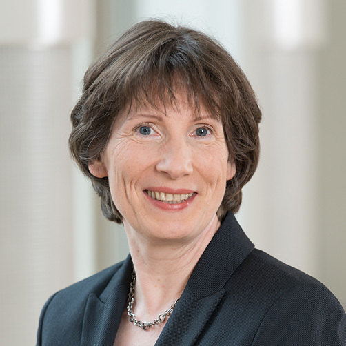 Dr. rer. nat. Christiane Maierhofer, Head of Division Thermographic Methods, Bundesanstalt für Materialforschung und -prüfung (BAM)