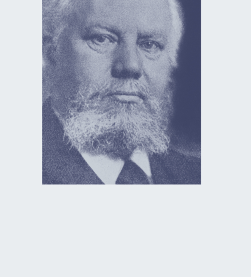 portrait of Adolf Martens