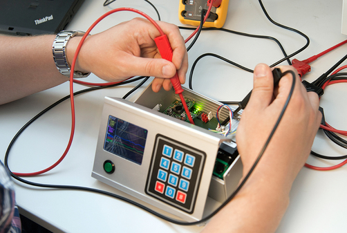 Developing a control module for multi-gas sensor technology